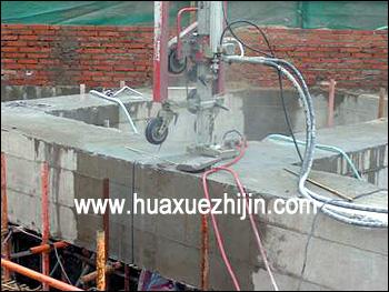 机械锯切割广泛用于各类混凝土结构改建,可以高速切割混凝土构件,施工